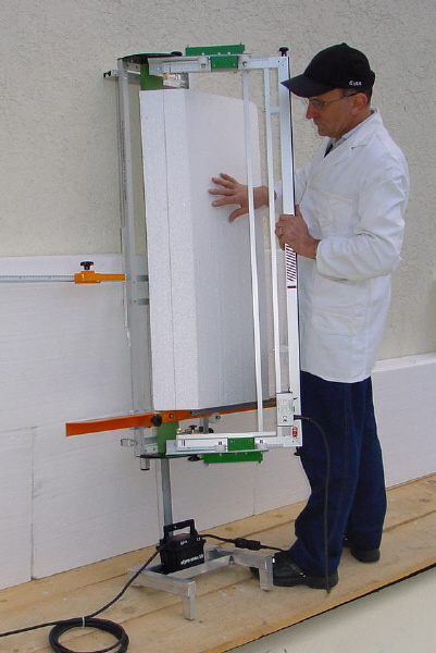 styroporschneider wdvs d mmplattenschneider styromax il 1030 mm schnittl nge. Black Bedroom Furniture Sets. Home Design Ideas